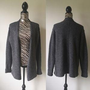 Wilfred Free Alpaca/wool blend cardigan